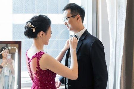 【台北婚攝】板橋凱薩 | 雙機婚禮攝影
