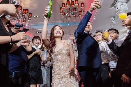 【台北婚攝】公館水源會館 | 雙機婚禮攝影