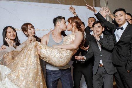 三機婚禮錄影-單宴客★加訂雙機平面享優惠