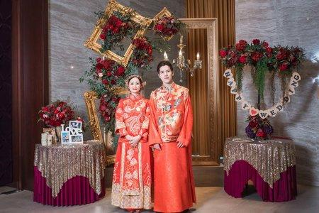 新莊婚攝 | 新莊頤品大飯店 | 婚禮攝影 | 弈誠&芸卉 – 奔跑少年