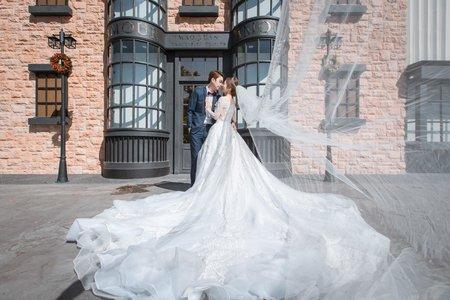 桃園婚攝 | Amour 阿沐 | 婚禮紀錄 | 婉柔&子鋒 – 奔跑少年