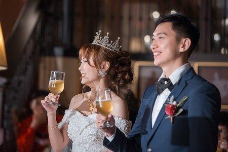 [婚攝] 內湖金色三麥 | 婚禮紀錄 | 承皓&皓雯 – 奔跑少年