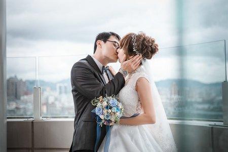 [婚攝] 頤品大飯店 新莊晶冠館 | 婚禮紀錄 | 書宇&佩雯 – 奔跑少年