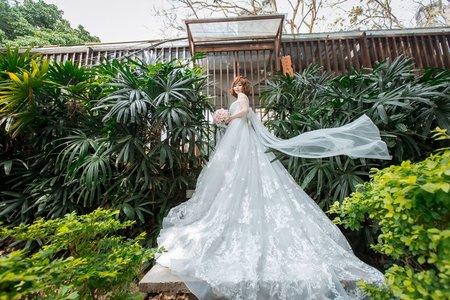 [【台北青青食尚花園】 | 證婚午宴 | Steven&Sylvia – 奔跑少年