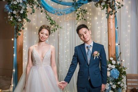 台北婚攝 | 新板希爾頓 | 婚禮紀錄 | 家瑋&玟陵 – 奔跑少年