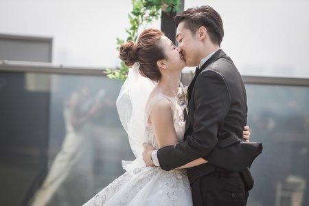 【台北格萊天漾】 | 文定迎娶證婚午宴 | 凱威&凡倩 – 奔跑少年