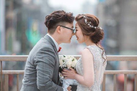 【台北格萊天漾】 | 證婚午宴 | 少亭&承翰 - 奔跑少年