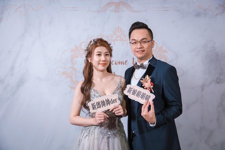 台北婚攝 | 台北喜來登大飯店 | 婚禮紀錄 | 晨希&晴媛 - 奔跑少年