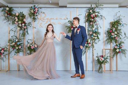 嘉義婚攝 | 耐斯王子大飯店 | 婚禮攝影 | 逸雯&呈昱 - 奔跑少年
