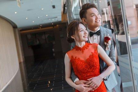 新竹婚攝 | 新竹喜來登大飯店 | 婚禮紀錄 | 逸雯&呈昱 – 奔跑少年