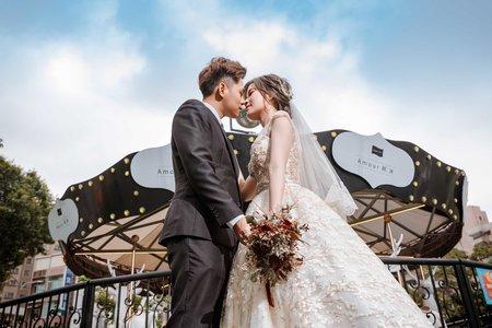 桃園婚攝 | Amour 阿沐 | 婚禮紀錄 | 瑋毅&秋莉 – 奔跑少年