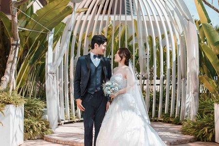 高雄婚攝 | 林皇宮 | 婚禮紀錄 | 美珍&聖涵 – 奔跑少年