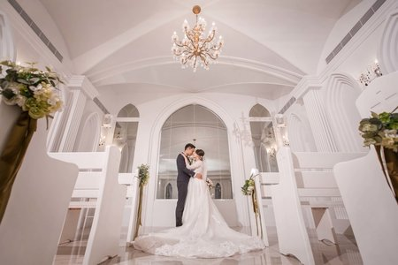 台北婚攝 | 青青食尚花園會館 | 婚禮攝影 | 伊瑩&鼎淵 – 奔跑少年
