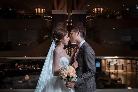 【台北晶華】 | 迎娶晚宴 | 湘琳&昆霖 – 奔跑少年
