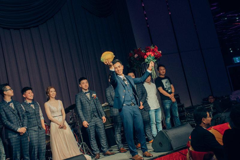 婚禮錄影 / 艾圖特攝影i-totem作品