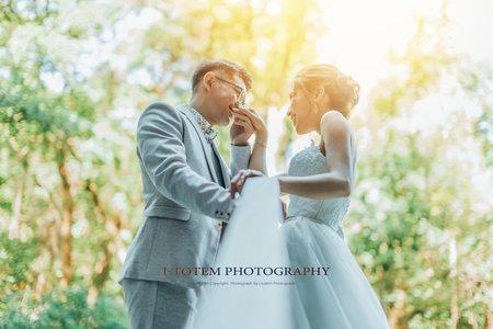 i-totem photograph/ 台北北投婚紗