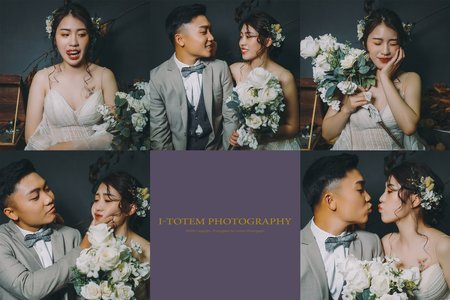i-totem photograph/ 台南婚紗