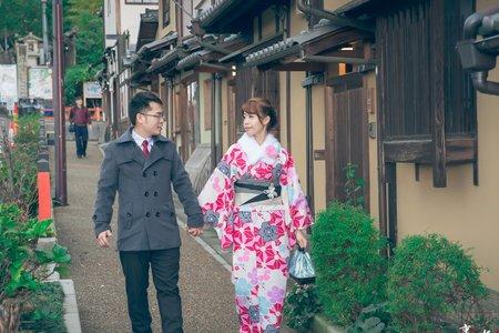 京都 海外婚紗