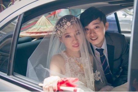 2015-10-24 展翔 & 憶如 婚攝 婚禮紀錄 - 高雄 路竹 一甲觀音亭