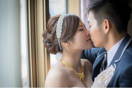 2015-3-21 士銘 & 淑琪 婚禮紀錄 婚攝 - 高雄 福華大飯店 福華廳
