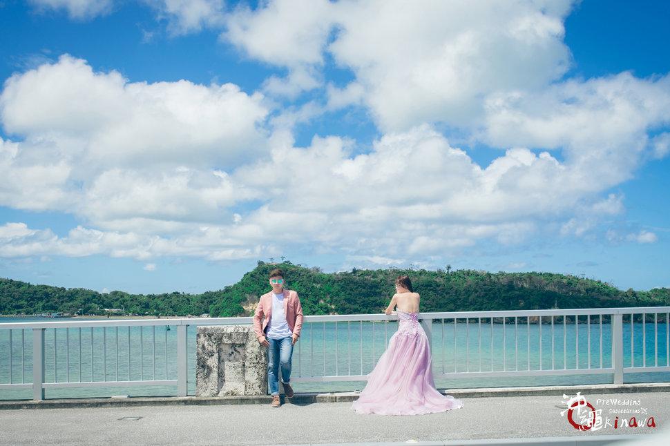 嘉麟 & 胤芳 Overseas Pre Wedding For Okinawa 沖繩海外婚紗(編號:551917) - 射手的天空 / 海外婚紗 婚禮