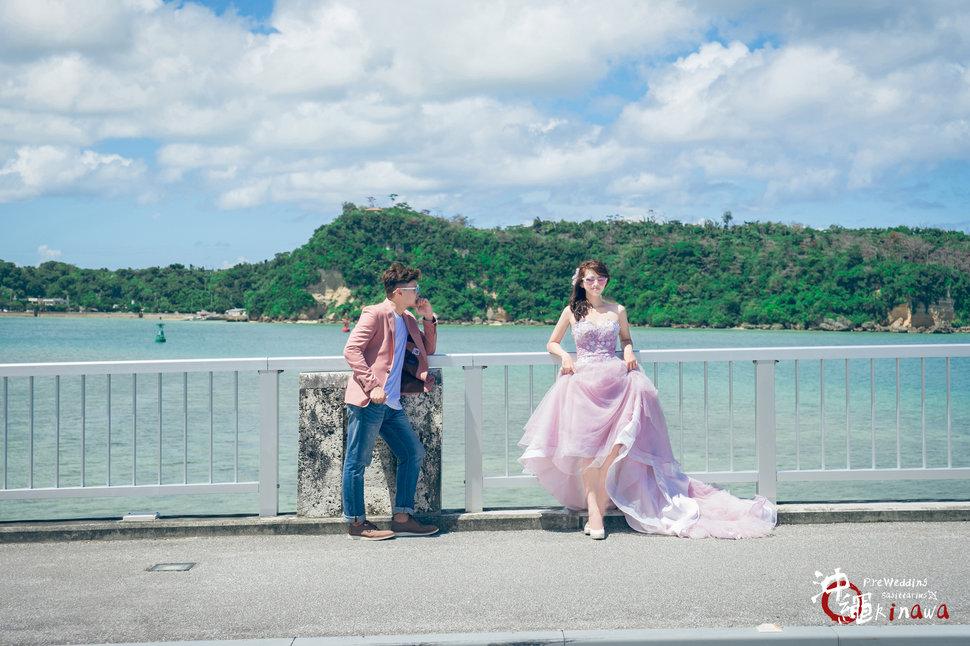 嘉麟 & 胤芳 Overseas Pre Wedding For Okinawa 沖繩海外婚紗(編號:551918) - 射手的天空 / 海外婚紗 婚禮