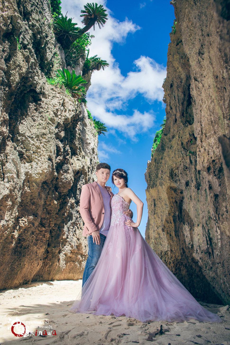 嘉麟 & 胤芳 Overseas Pre Wedding For Okinawa 沖繩海外婚紗(編號:551922) - 射手的天空 / 海外婚紗 婚禮