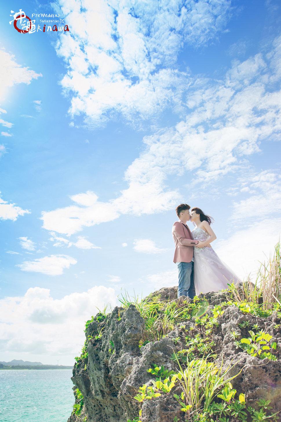 嘉麟 & 胤芳 Overseas Pre Wedding For Okinawa 沖繩海外婚紗(編號:551926) - 射手的天空 / 海外婚紗 婚禮
