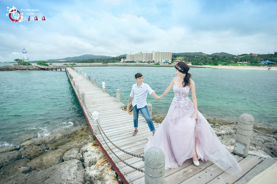嘉麟 & 胤芳 Overseas Pre Wedding For Okinawa 沖繩海外婚紗(編號:551928) - 射手的天空 / 海外婚紗 婚禮