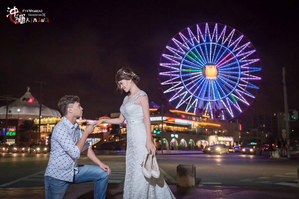 嘉麟 & 胤芳 Overseas Pre Wedding For Okinawa 沖繩海外婚紗(編號:551933) - 射手的天空 / 海外婚紗 婚禮