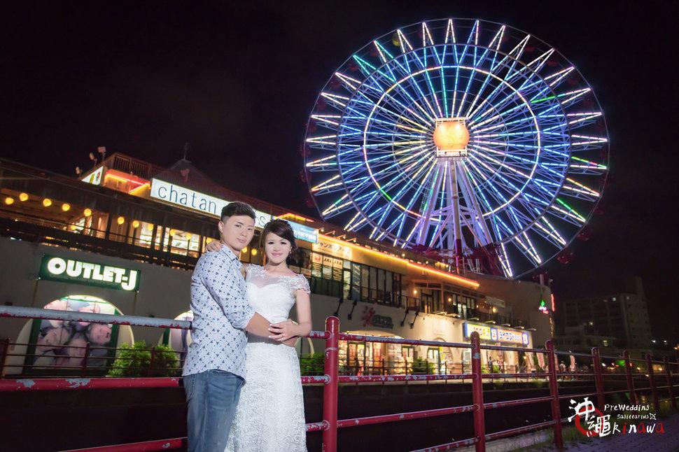 嘉麟 & 胤芳 Overseas Pre Wedding For Okinawa 沖繩海外婚紗(編號:551936) - 射手的天空 / 海外婚紗 婚禮