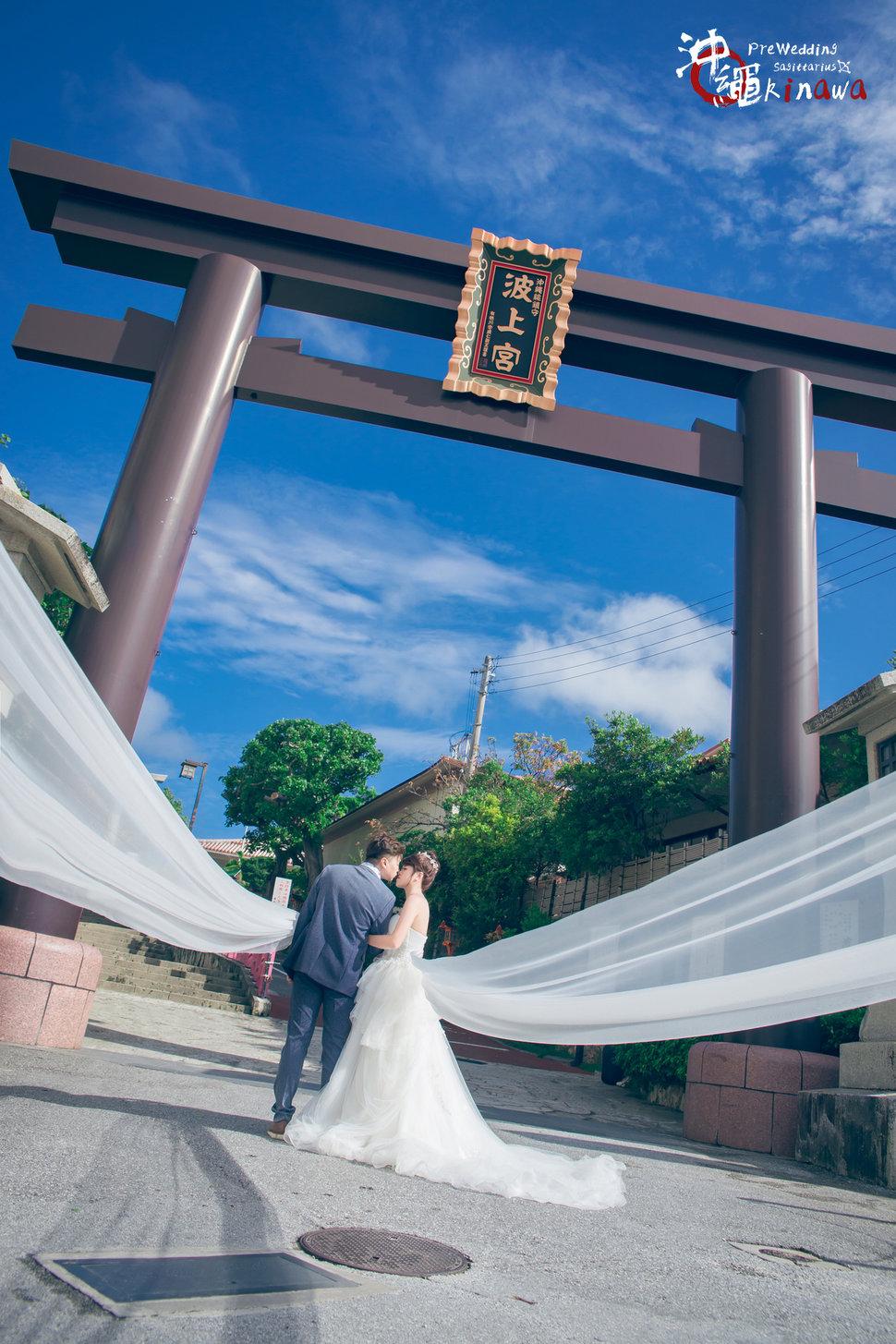 嘉麟 & 胤芳 Overseas Pre Wedding For Okinawa 沖繩海外婚紗(編號:551942) - 射手的天空 / 海外婚紗 婚禮 婚攝工作 - 結婚吧