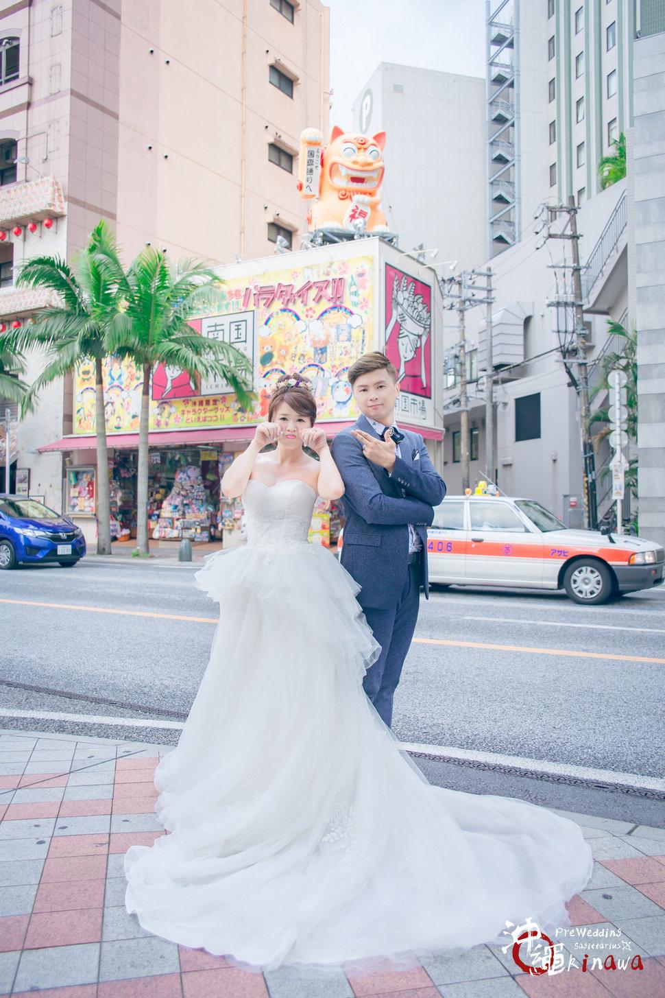 嘉麟 & 胤芳 Overseas Pre Wedding For Okinawa 沖繩海外婚紗(編號:551944) - 射手的天空 / 海外婚紗 婚禮