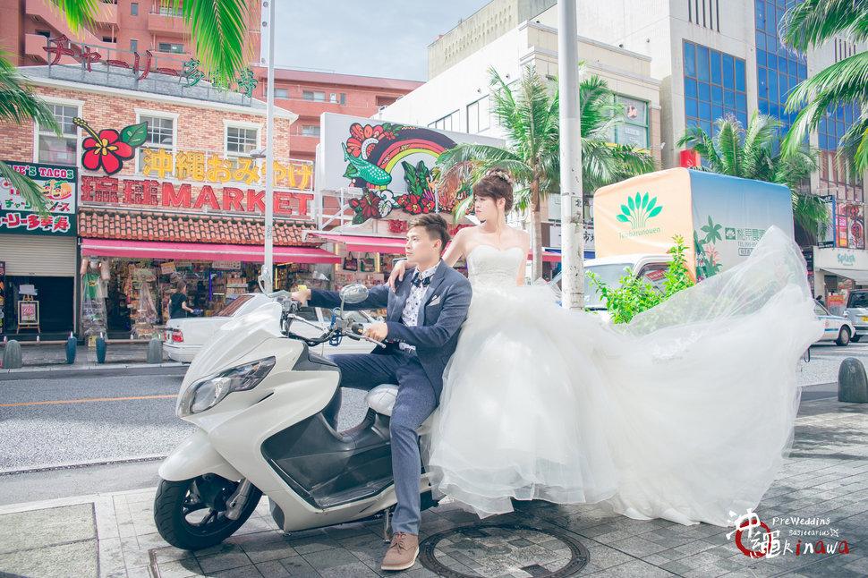 嘉麟 & 胤芳 Overseas Pre Wedding For Okinawa 沖繩海外婚紗(編號:551947) - 射手的天空 / 海外婚紗 婚禮