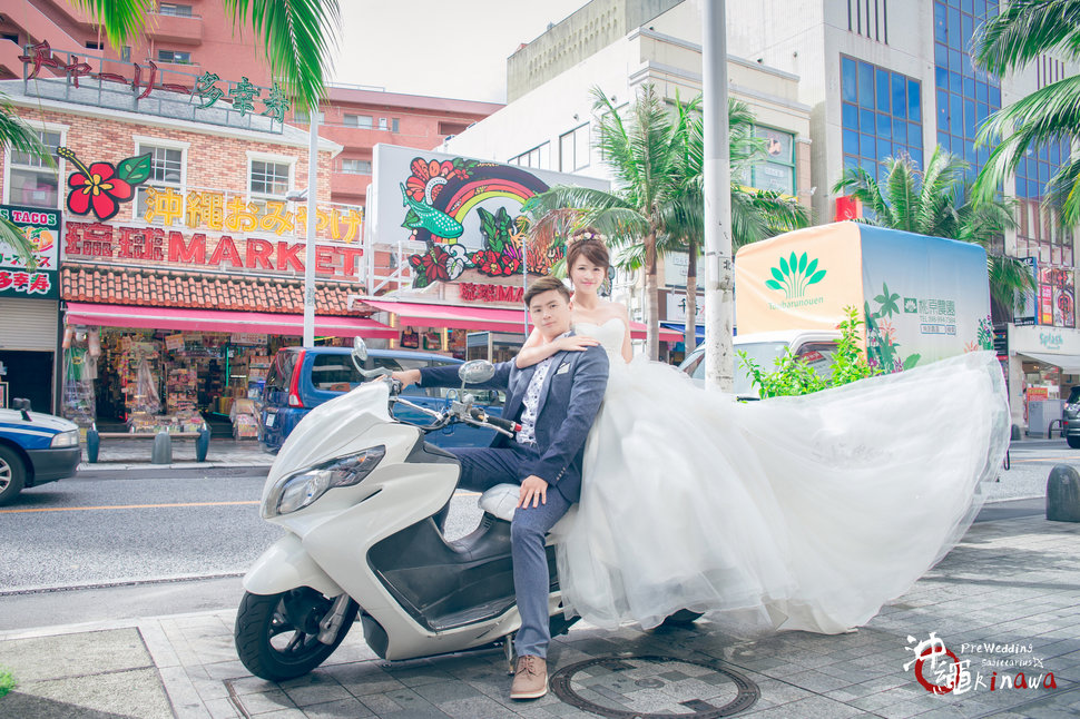 嘉麟 & 胤芳 Overseas Pre Wedding For Okinawa 沖繩海外婚紗(編號:551950) - 射手的天空 / 海外婚紗 婚禮 婚攝工作 - 結婚吧