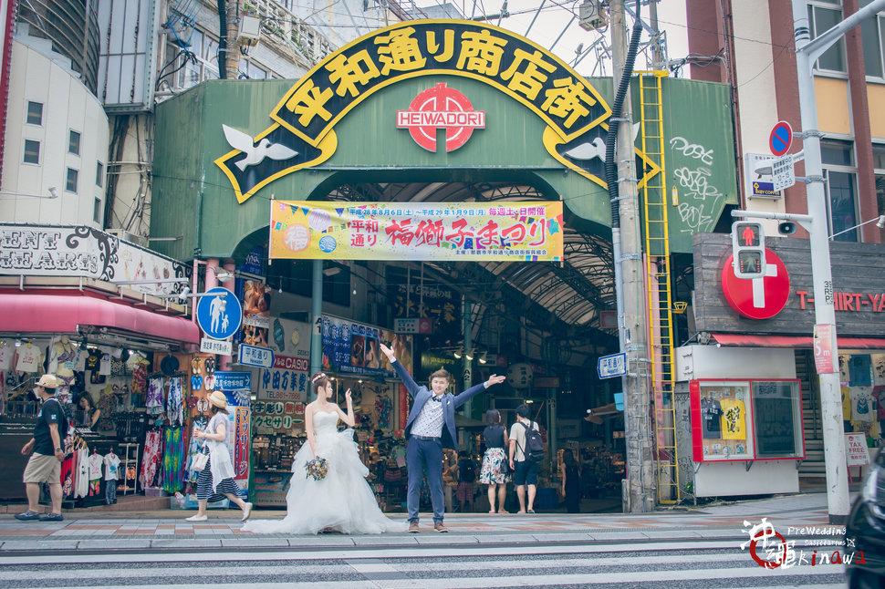 嘉麟 & 胤芳 Overseas Pre Wedding For Okinawa 沖繩海外婚紗(編號:551951) - 射手的天空 / 海外婚紗 婚禮