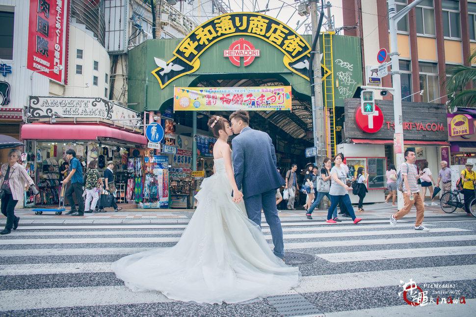 嘉麟 & 胤芳 Overseas Pre Wedding For Okinawa 沖繩海外婚紗(編號:551954) - 射手的天空 / 海外婚紗 婚禮 婚攝工作 - 結婚吧