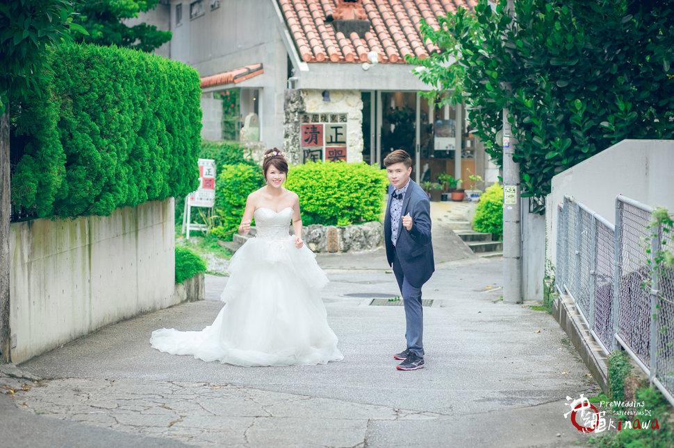 嘉麟 & 胤芳 Overseas Pre Wedding For Okinawa 沖繩海外婚紗(編號:551957) - 射手的天空 / 海外婚紗 婚禮