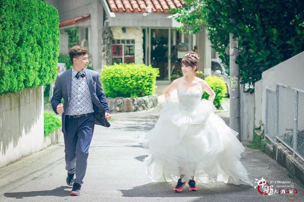 嘉麟 & 胤芳 Overseas Pre Wedding For Okinawa 沖繩海外婚紗(編號:551958) - 射手的天空 / 海外婚紗 婚禮