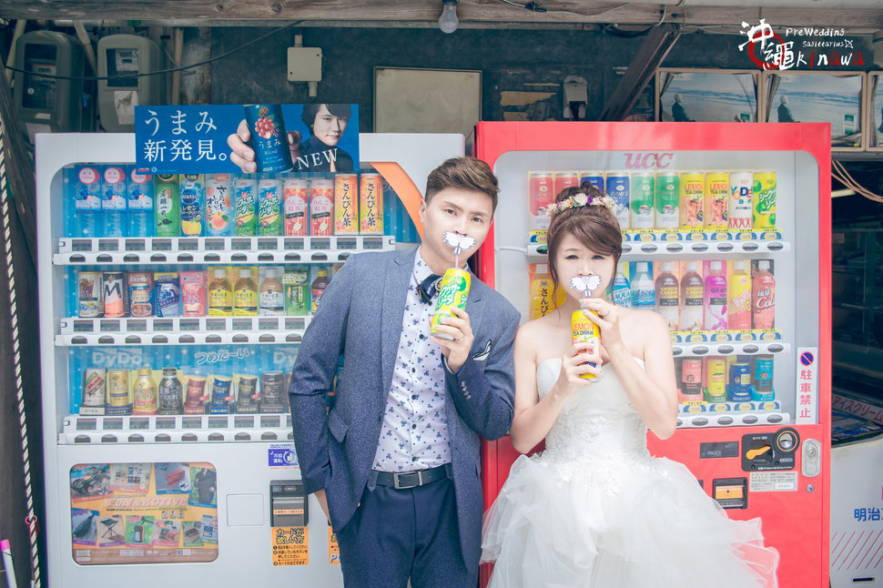 嘉麟 & 胤芳 Overseas Pre Wedding For Okinawa 沖繩海外婚紗(編號:551959) - 射手的天空 / 海外婚紗 婚禮