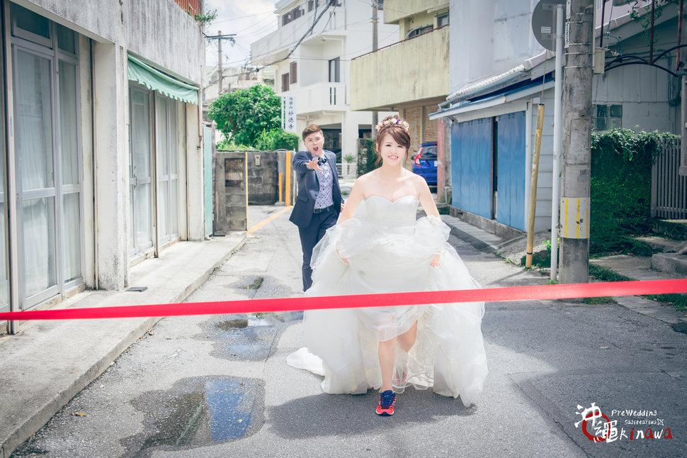 嘉麟 & 胤芳 Overseas Pre Wedding For Okinawa 沖繩海外婚紗(編號:551960) - 射手的天空 / 海外婚紗 婚禮