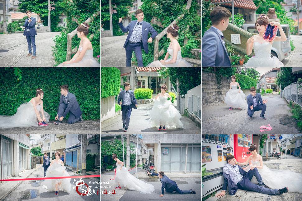 嘉麟 & 胤芳 Overseas Pre Wedding For Okinawa 沖繩海外婚紗(編號:551961) - 射手的天空 / 海外婚紗 婚禮 婚攝工作 - 結婚吧