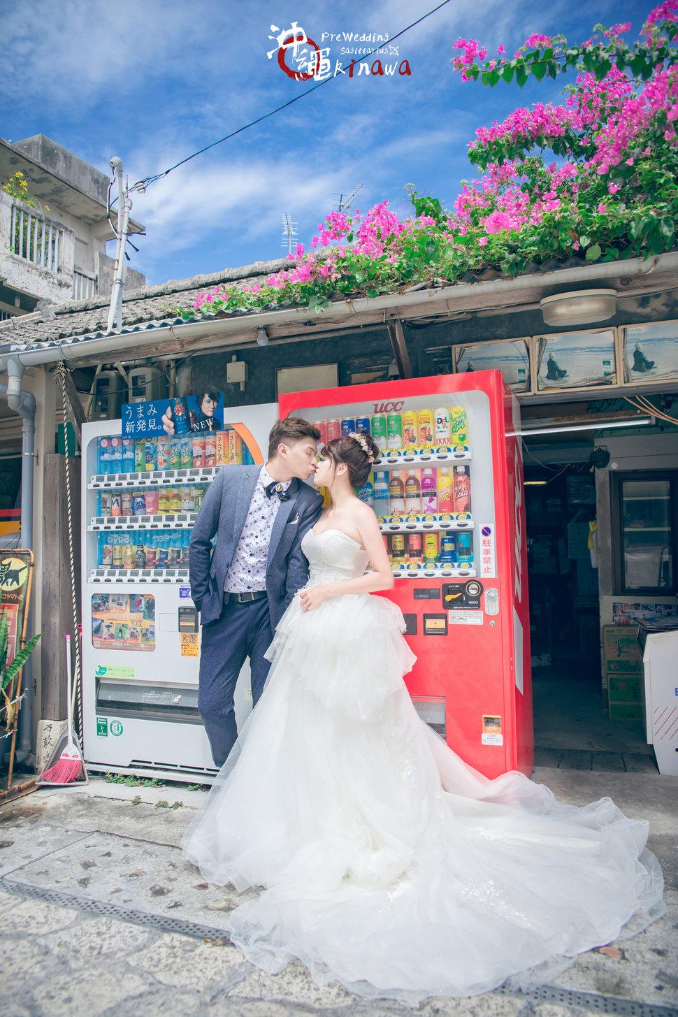 嘉麟 & 胤芳 Overseas Pre Wedding For Okinawa 沖繩海外婚紗(編號:551962) - 射手的天空 / 海外婚紗 婚禮