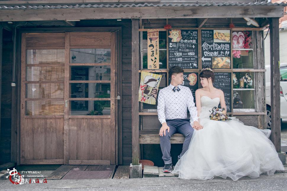 嘉麟 & 胤芳 Overseas Pre Wedding For Okinawa 沖繩海外婚紗(編號:551964) - 射手的天空 / 海外婚紗 婚禮 婚攝工作 - 結婚吧