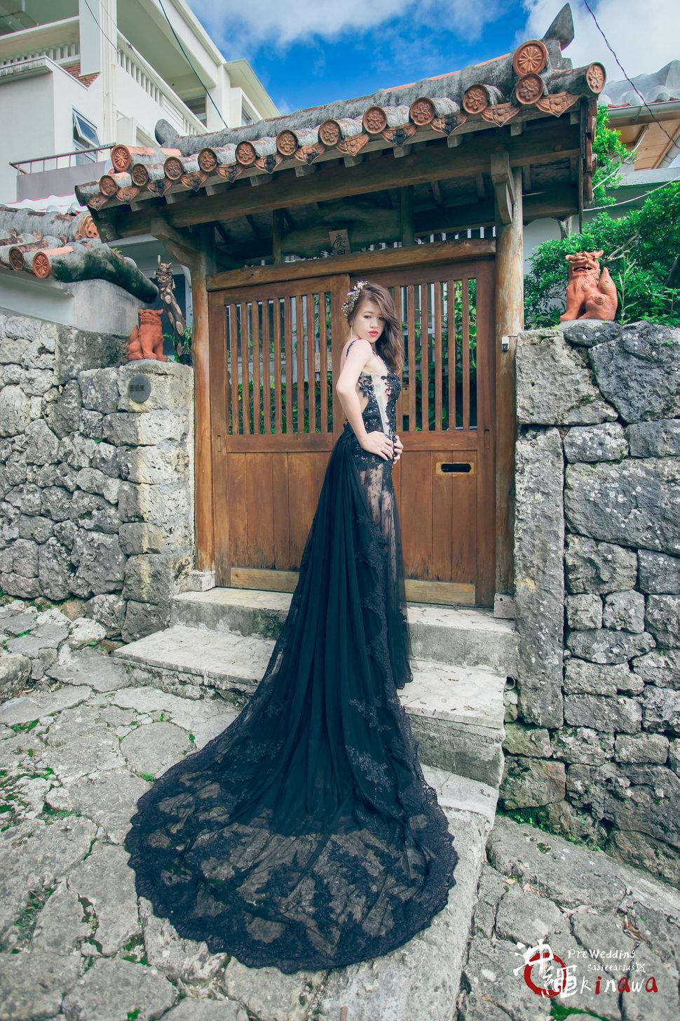 嘉麟 & 胤芳 Overseas Pre Wedding For Okinawa 沖繩海外婚紗(編號:551965) - 射手的天空 / 海外婚紗 婚禮