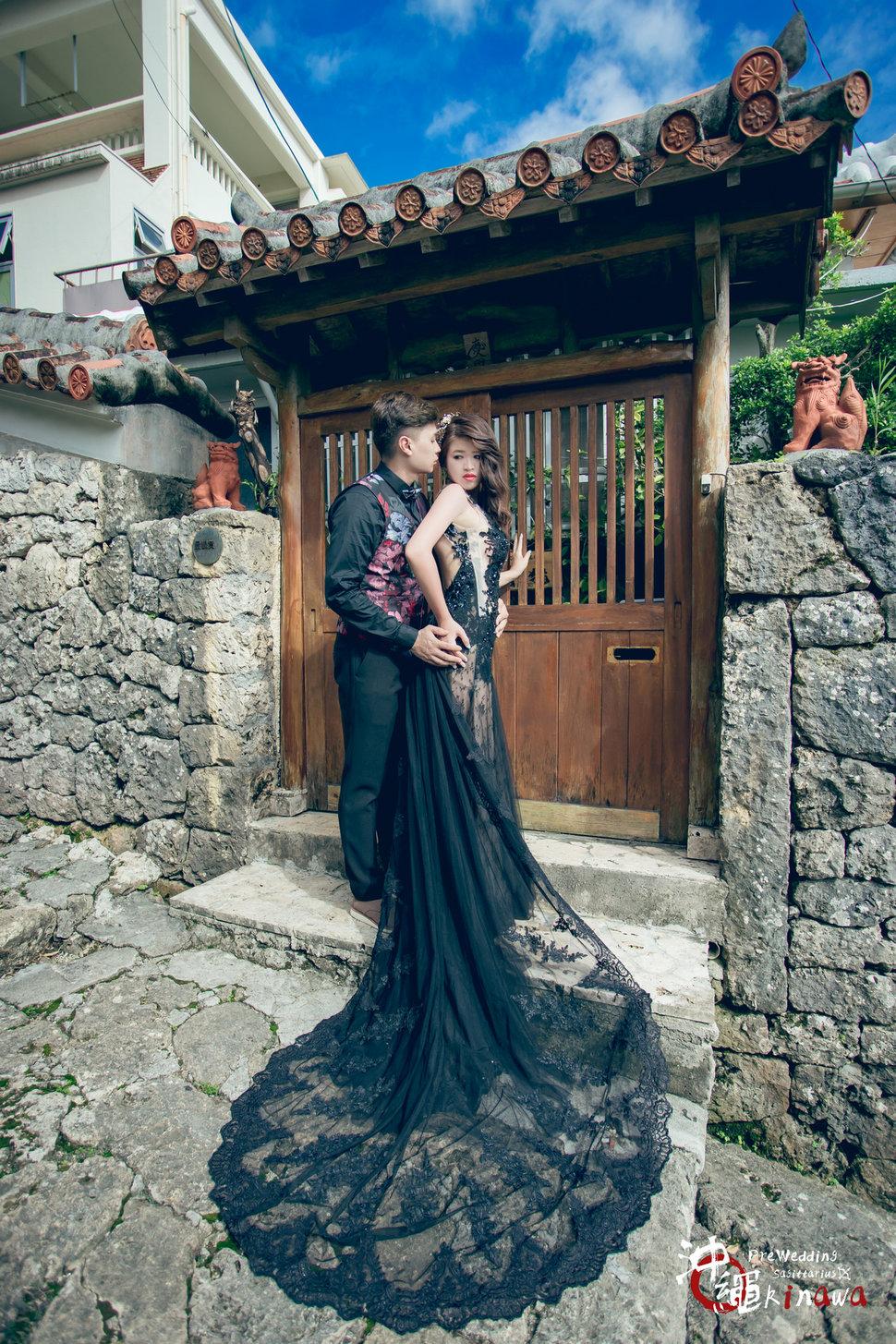 嘉麟 & 胤芳 Overseas Pre Wedding For Okinawa 沖繩海外婚紗(編號:551966) - 射手的天空 / 海外婚紗 婚禮