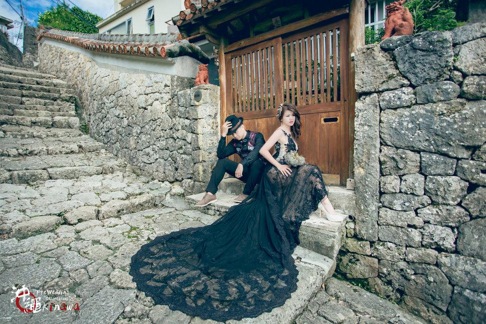 嘉麟 & 胤芳 Overseas Pre Wedding For Okinawa 沖繩海外婚紗(編號:551973) - 射手的天空 / 海外婚紗 婚禮