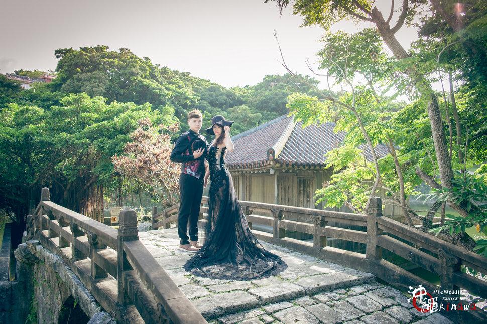 嘉麟 & 胤芳 Overseas Pre Wedding For Okinawa 沖繩海外婚紗(編號:551975) - 射手的天空 / 海外婚紗 婚禮