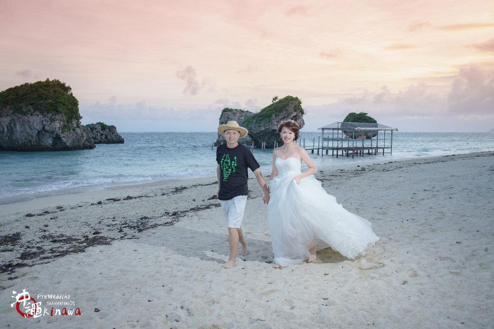 嘉麟 & 胤芳 Overseas Pre Wedding For Okinawa 沖繩海外婚紗(編號:551976) - 射手的天空 / 海外婚紗 婚禮