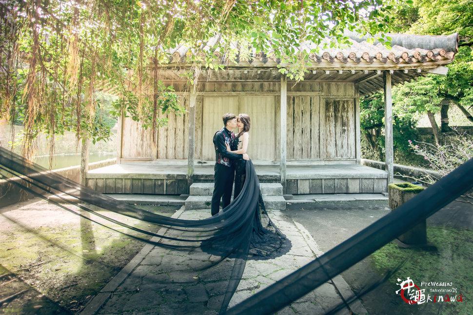 嘉麟 & 胤芳 Overseas Pre Wedding For Okinawa 沖繩海外婚紗(編號:551980) - 射手的天空 / 海外婚紗 婚禮